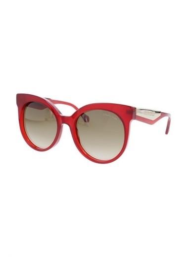 Roberto Cavalli Rc 1098/S Col 69F 55-19-140 Kadın Güneş Gözlüğü Kırmızı